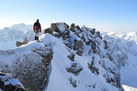 vihorlatský, horolezecký