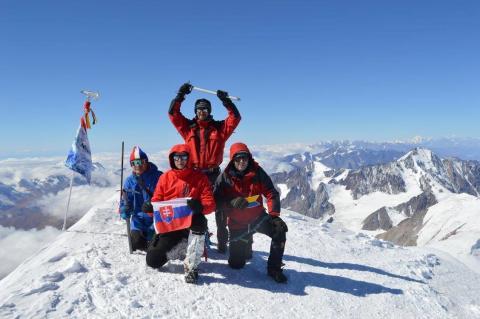 vihorlatský horolezecký